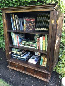 Ruil bibliotheek geopend