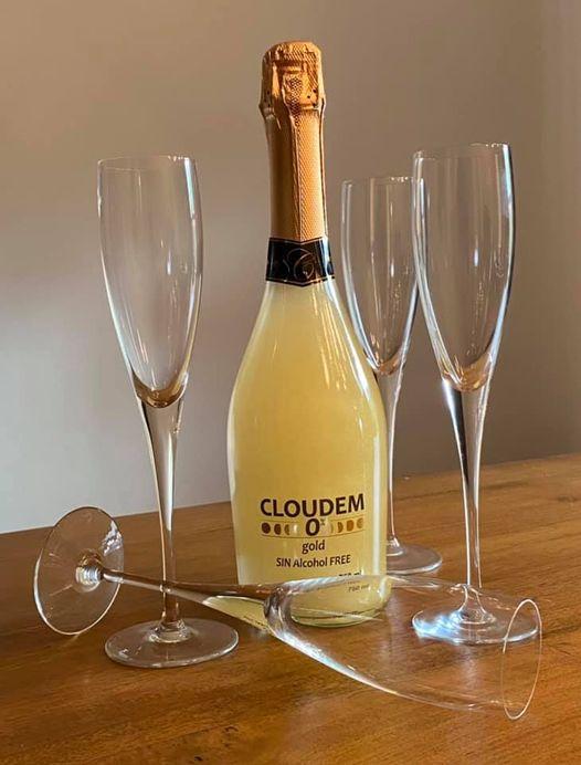 Net echte champagne