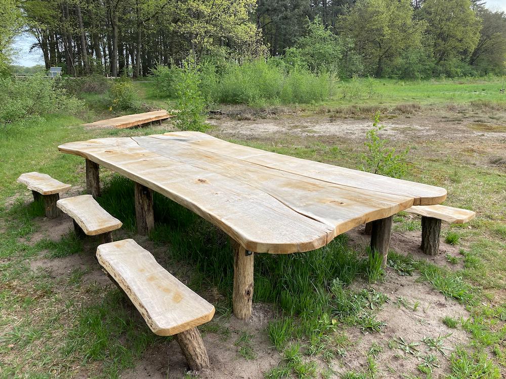 Je bekijkt nu Rondom de Theetuin 2 – Familie-picknick-tafel