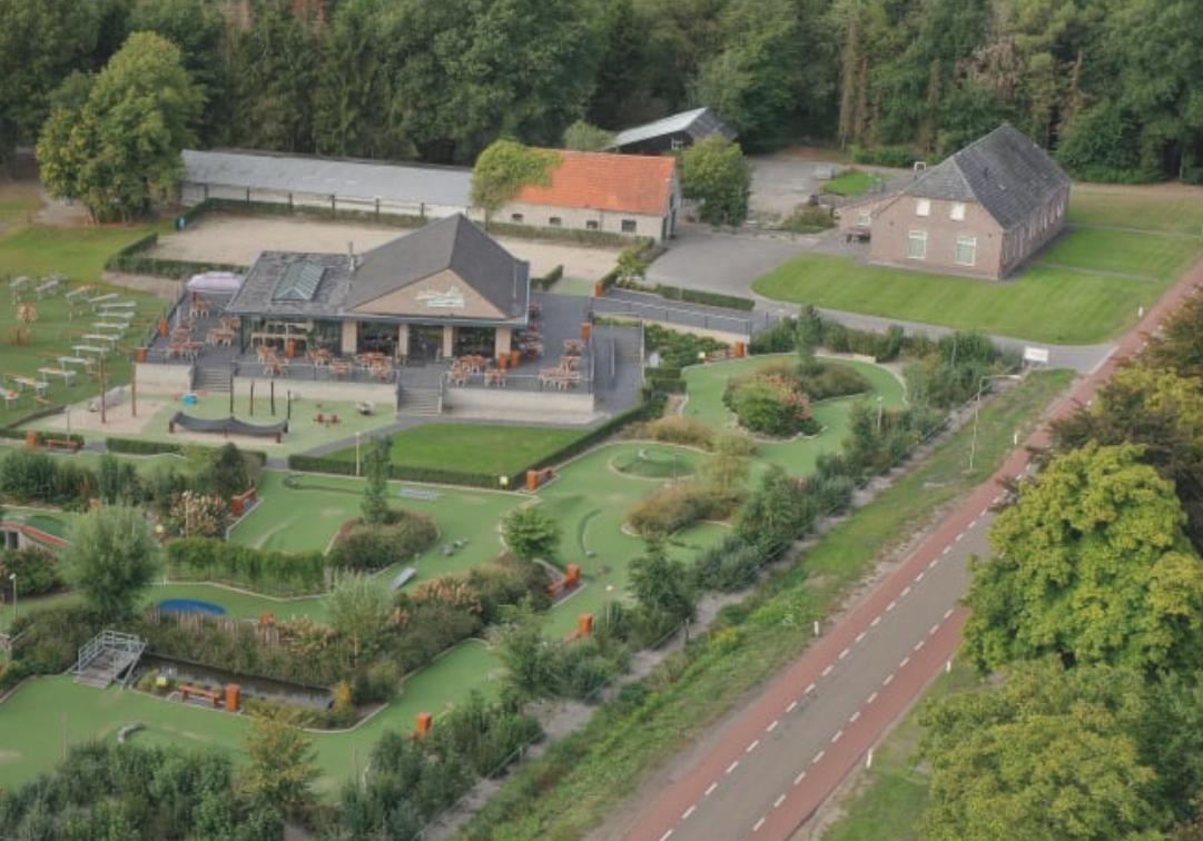 Je bekijkt nu Rondom de Theetuin 6 – Maashorst Minigolf